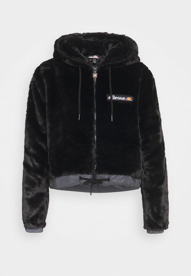 REIDI - Leichte Jacke - black