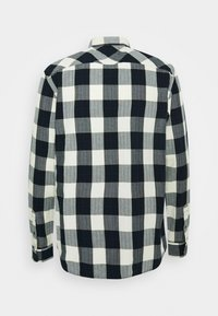Scotch & Soda - REGULAR FIT- CLASSIC CHECK  - Shirt - black,white - 1