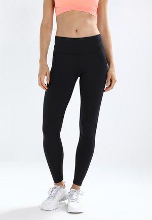 SOFT - Leggings - black