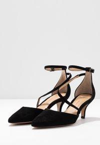 PERLATO - Classic heels - noir - 4