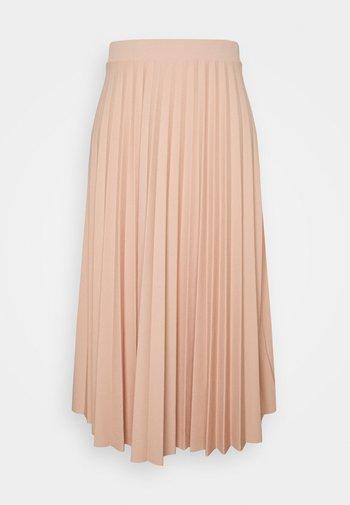 VMALBERTA PLEATED SKIRT - A-line skirt - brush
