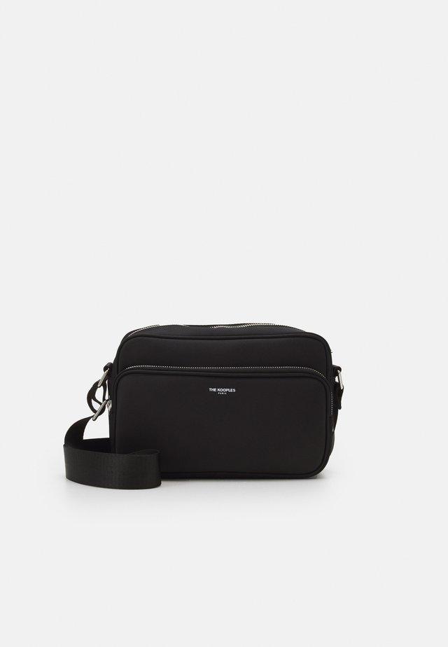 SAC UNISEX - Across body bag - black