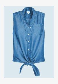 Pepe Jeans - BAY - Button-down blouse - denim - 4