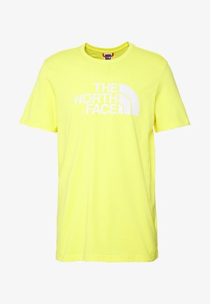 EASY TEE - Print T-shirt - lemon