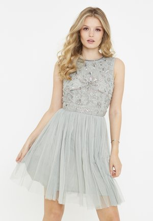 DIANA - Cocktail dress / Party dress - sage green