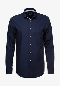 Tommy Hilfiger Tailored - POPLIN CLASSIC SLIM FIT - Business skjorter - blue - 4