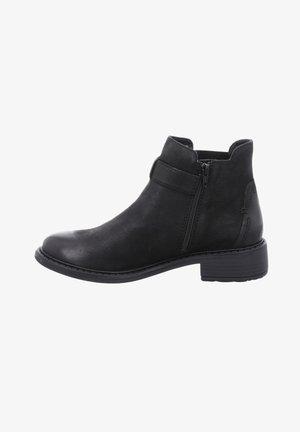SELENA - Cowboy/biker ankle boot - schwarz