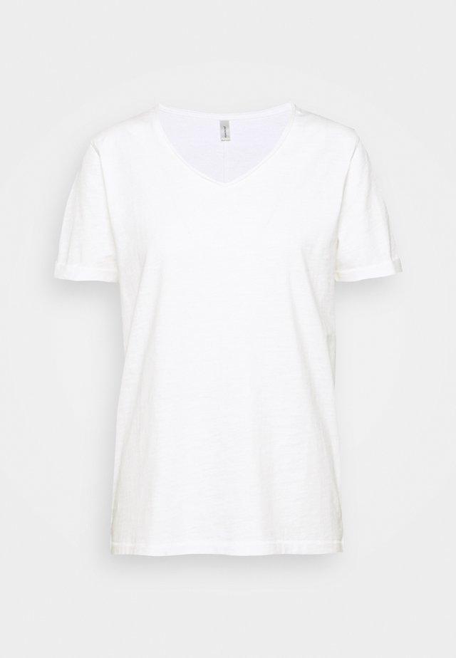 BABETTE  - Basic T-shirt - offwhite