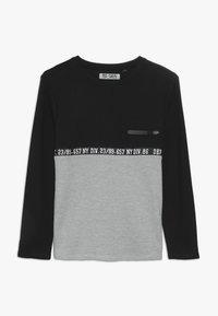 Re-Gen - BOYS LONGSLEEVE - Langærmede T-shirts - black - 0