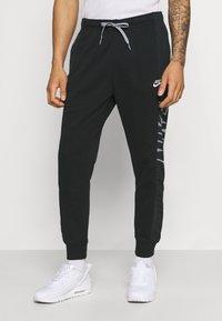 Nike Sportswear - Pantaloni sportivi - black/particle grey/white - 0