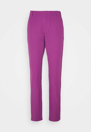 LINKS PANT - Pantalones - baltic plum