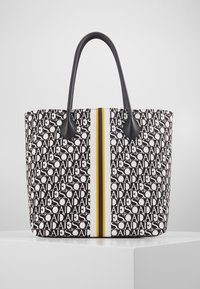 Escada Sport - CANVAS SHOPPER - Shopping bag - black - 0