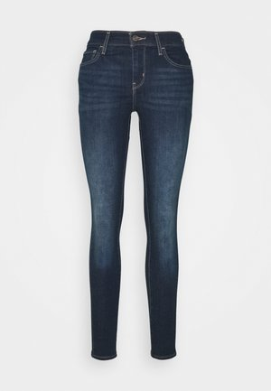 710 SUPER SKINNY - Jeans Skinny Fit - blue