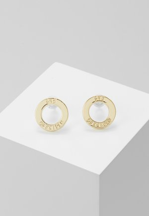 HEGE - Earrings - gold-coloured