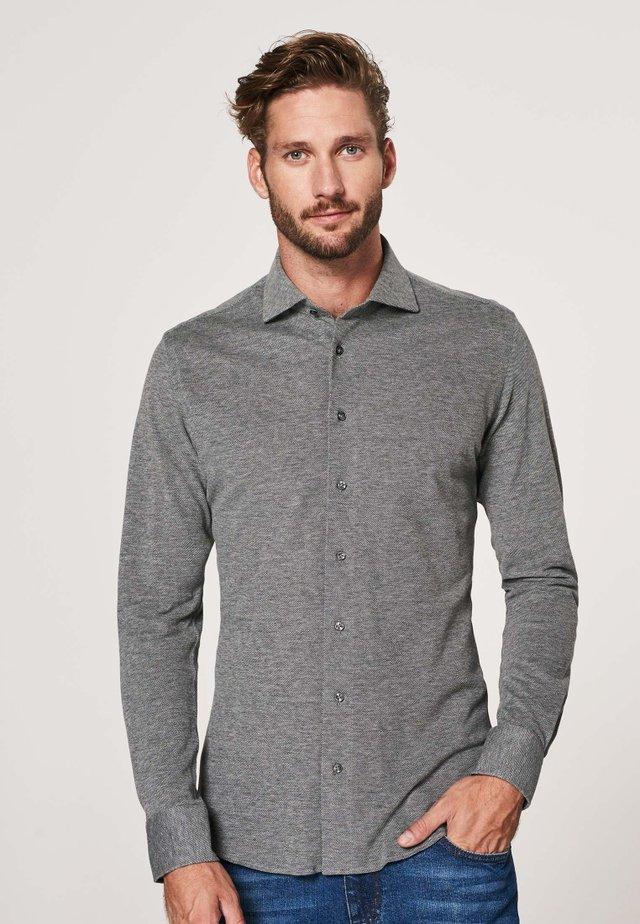SLIM FIT - Shirt - anthracite