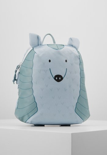 BACKPACK ABOUT FRIENDS LOU ARMADILLO - Rucksack - blue