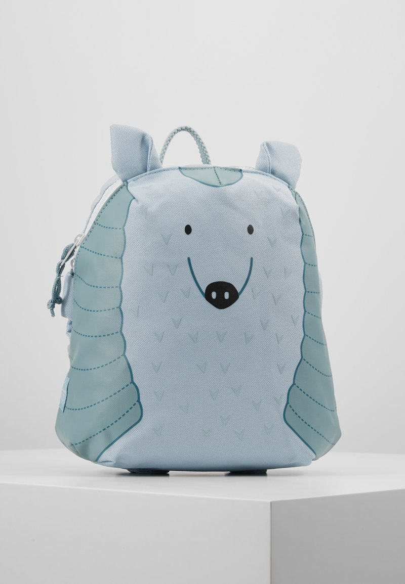 Lässig - BACKPACK ABOUT FRIENDS LOU ARMADILLO - Rucksack - blue