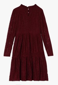 Mini Molly - GIRLS DRESS - Cocktail dress / Party dress - dark red - 1