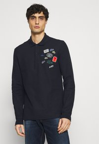 Lacoste - Polo shirt - abysm - 2