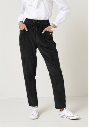JOGGERS - Trousers - black