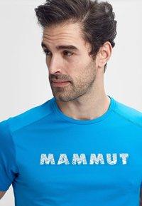Mammut - SPLIDE - T-Shirt print - gentian - 2