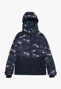 Brunotti - TIGER HERON GIRLS SNOWJACKET - Snowboardová bunda - space blue - 0