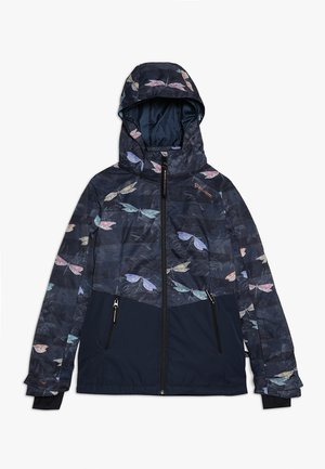 TIGER HERON GIRLS SNOWJACKET - Snowboardjakke - space blue
