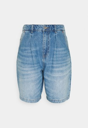 ONLVERNA LIFE BALLOON - Shorts di jeans - light medium blue denim