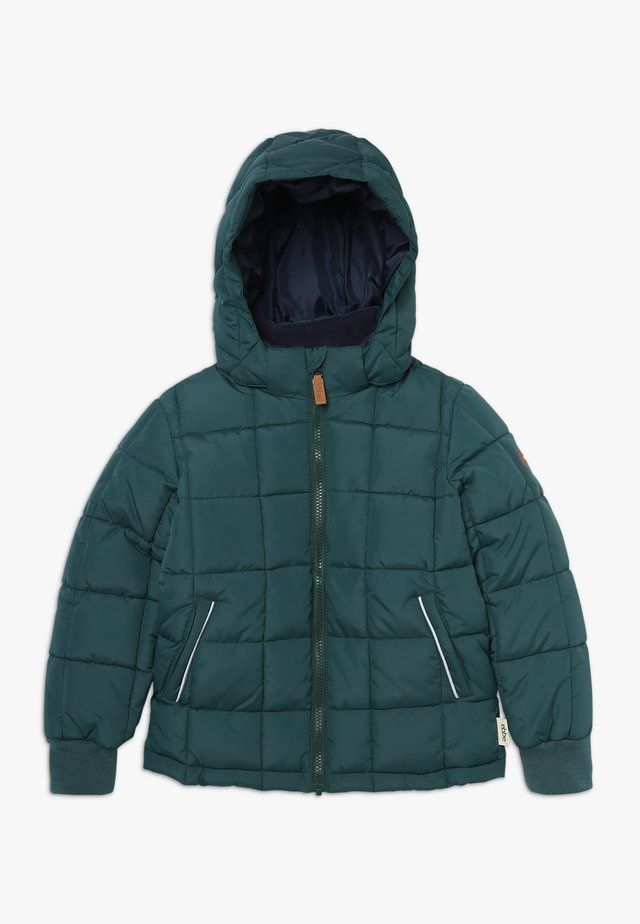 DANE QUILTED JACKET - Talvitakki - wood green
