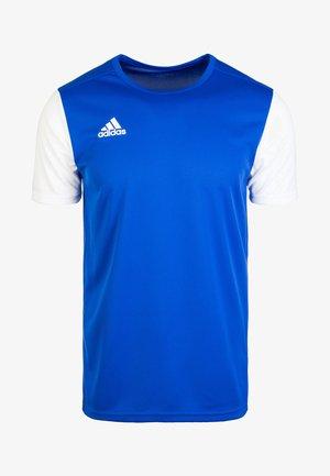 ESTRO 19 FUSSBALLTRIKOT KINDER - Print T-shirt - blue