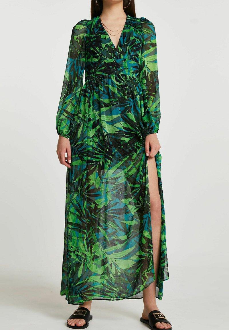 River Island - Maxi dress - green