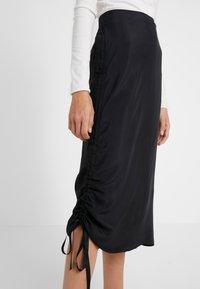 By Malene Birger - CISCO - A-line skirt - black - 4