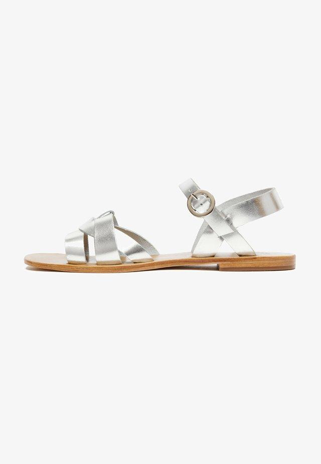 NUNA  - Sandales - silver