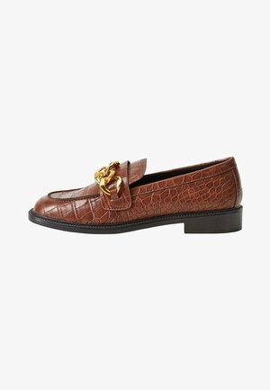 ROY - Loafers - cognac