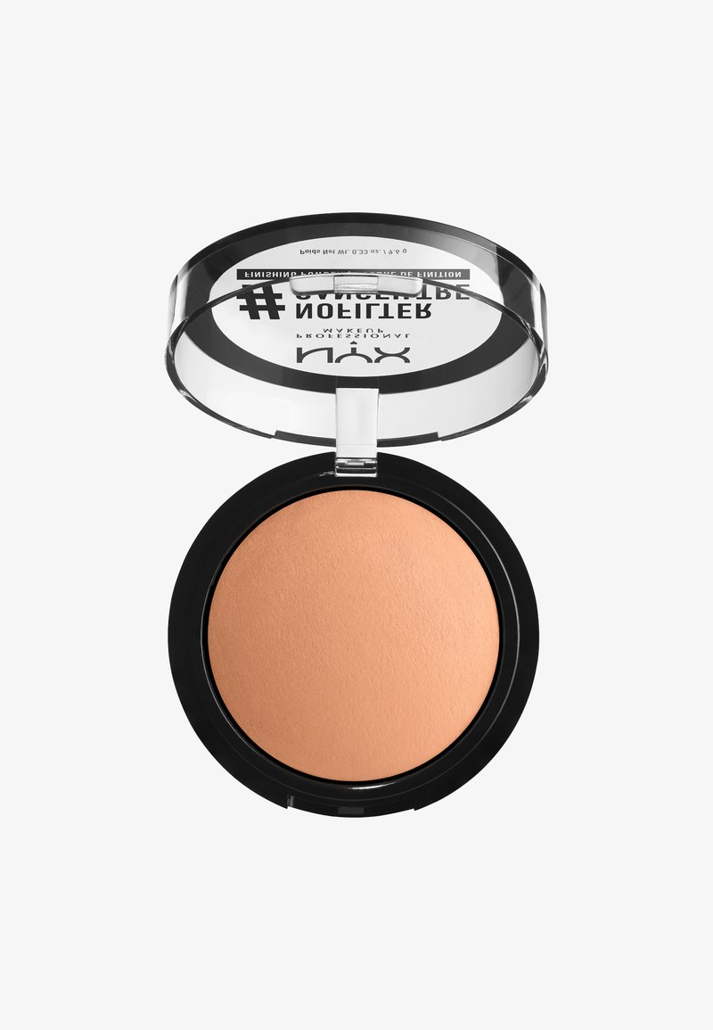Nyx Professional Makeup - NOFILTER FINISHING POWDER - Powder - 10 classic tan