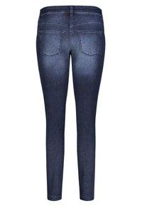 MAC Jeans - DREAM SKINNY - Jeans Skinny Fit - basic slight used blue - 3