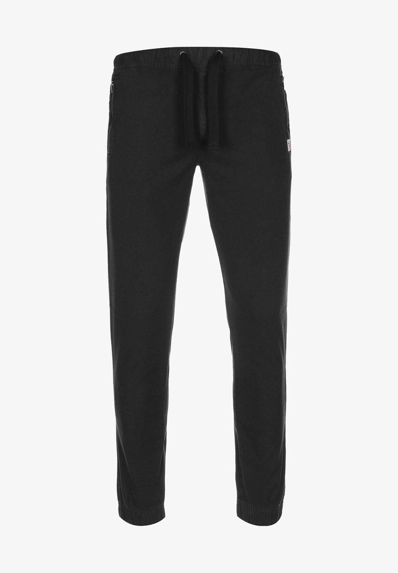 Tommy Jeans - SCANTON JOG PANTS - Pantaloni sportivi - black