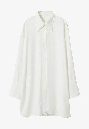 CLETA - Camisa - gebroken wit