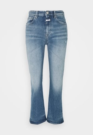 BAYLIN - Flared Jeans - light blue