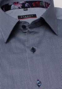 Eterna - MODERN FIT - Shirt - marine blau - 5