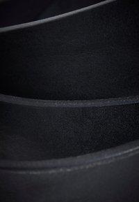 Jack & Jones - JACVICTOR BELT - Belt - black - 2