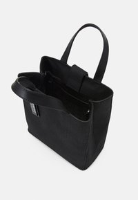 Liebeskind Berlin - PAPER BAG S - Handbag - black - 2