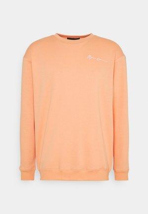 ESSENTIAL REGULAR UNISEX - Sweater - peach