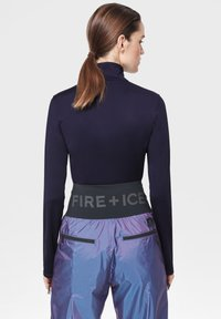Bogner Fire + Ice - MARGO - T-shirt à manches longues - purple - 2