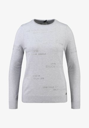 PLAN - Sweatshirt - grau
