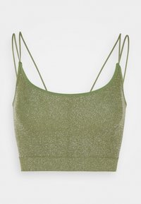 green lurex