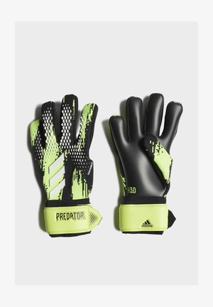 Goalkeeping gloves - green