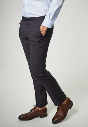 RYAN - Suit trousers - dark blue