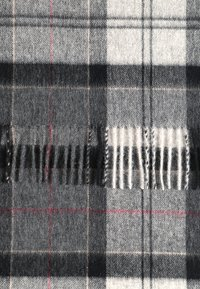 Barbour - HOLDEN TARTAN - Scarf - grey - 2