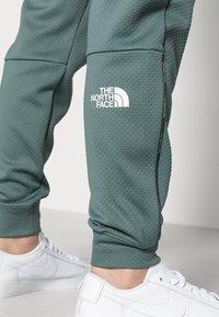 The North Face - PANT  - Pantaloni sportivi - balsam green - 4